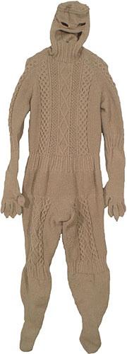 Sweaterman 3 by Mark Newport