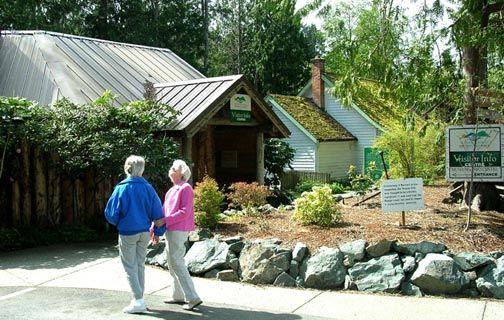 Sooke Region Museum & Visitor Centre - Sooke, British Columbia, Canada