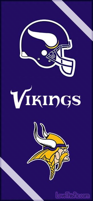 Minnesota Vikings Pictures, Photos, and Images for Facebook, Tumblr, Pinterest, and Twitter #NFLFootball