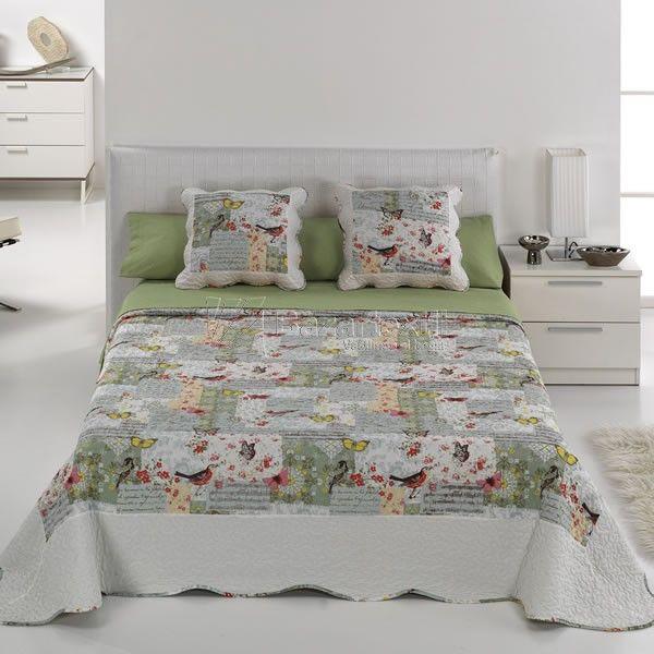 Colcha Bouti Audrey Textils Mora
