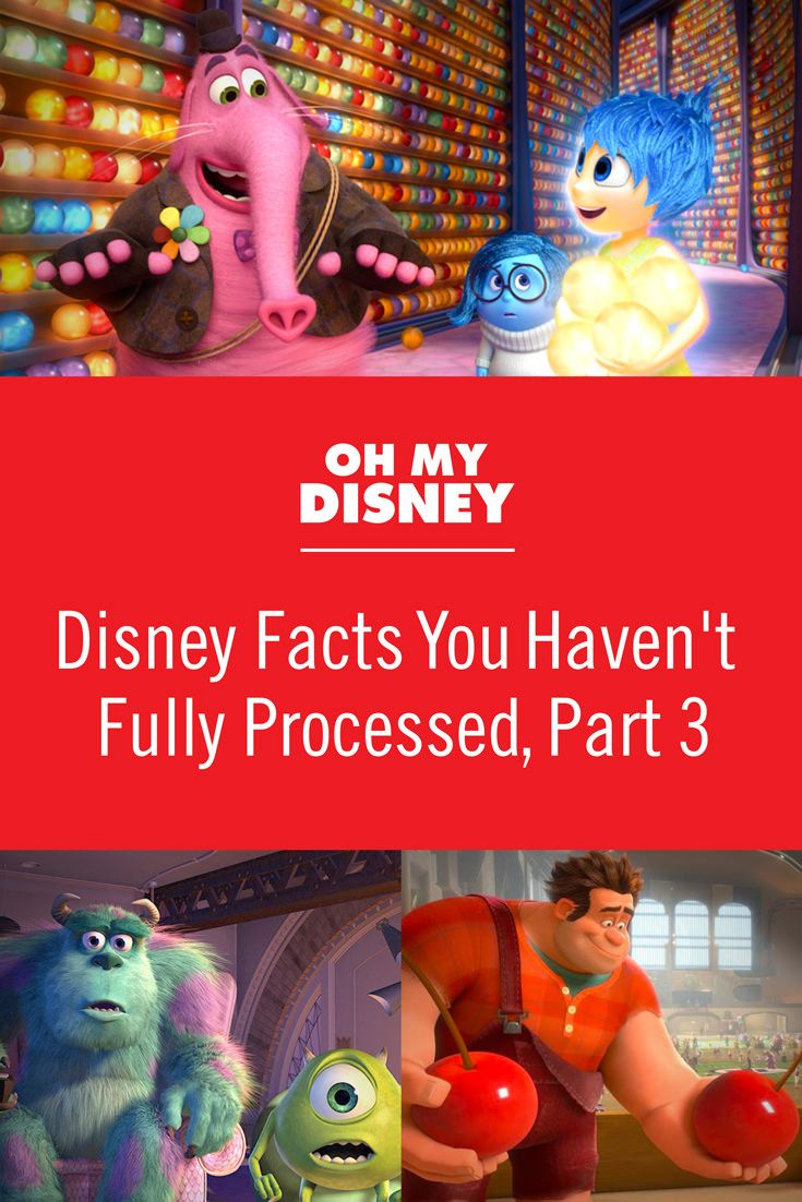 Disney Facts You Haven't Fully Processed, Part 3