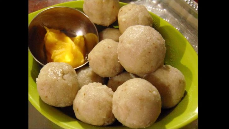 Mangalore Rice Pundi   Rice dumplings   Neer pundi recipe