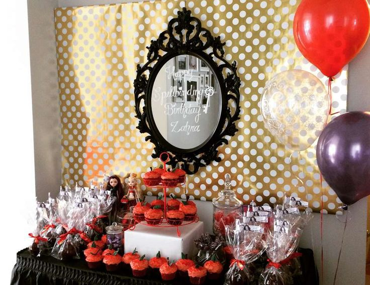 Great ideas for Ever After High party