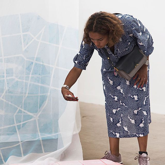 The possibilities of textile design today. For her exhibition Sculptural Collages, Danish designer Gitte Laegaard explores analogue and digital print techniques. Using untraditional material such as plexiglass, textiles and foam, she has created sculptures which she has printed on.  Sculptural Collages was exhibited at Four Boxes Gallery in Skive, Denmark.  Kvadrat sponsored the project with our Zulu curtain.