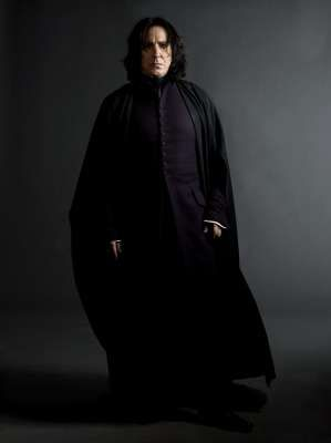 Day 5: My favorite male character is Severus Snape. I love his story. He's one of those people that everyone hates, and then ends up hating themselves for hating him. Even when we thought he was a bad guy he was amazing. He's clever and unreadable. Normally I find tragic stories pathetic, but his is touching and courageous. He had the worst luck and yet still had a great capasity to love. It's also cool that he was a total ninja.