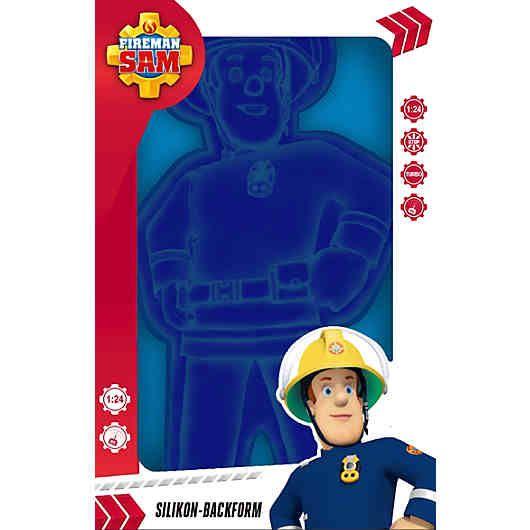 Mit dem Feuerwehrmann Sam Kuchen aus der Silikonbackform können Sie alle Feuerwehrmann Sam-Fans glücklich machen.<br /> <br /> Maße: 25 x 20 x 6 cm<br /> Material: 100% lebensmittelechtes Platin Silikon (Hitze- und Kältebeständig von 230 Grad bis - 60 Grad)