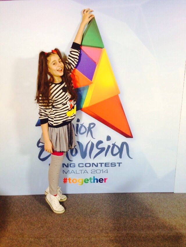 junior eurovision 2014 england