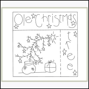 369 best embroidery snowmen christmas winter patterns images on download ole christmas tree embroidery sewing pattern stitchery youcanmakethis dt1010fo