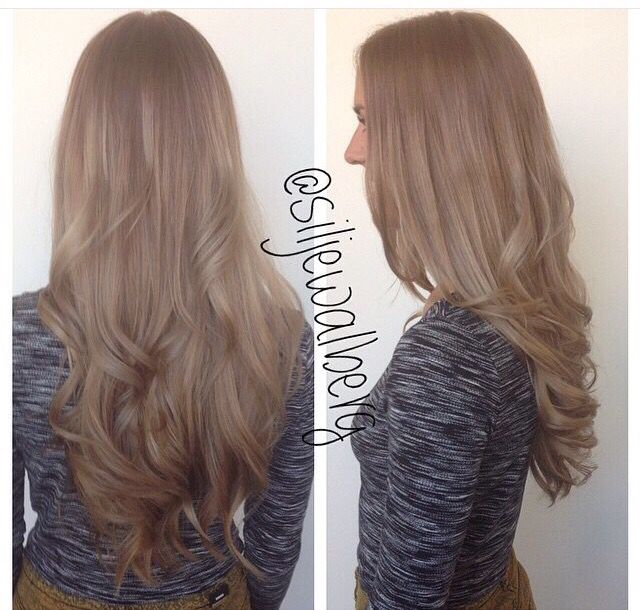 Tips On Blending Great Colors With Beige: Best 25+ Beige Hair Ideas On Pinterest