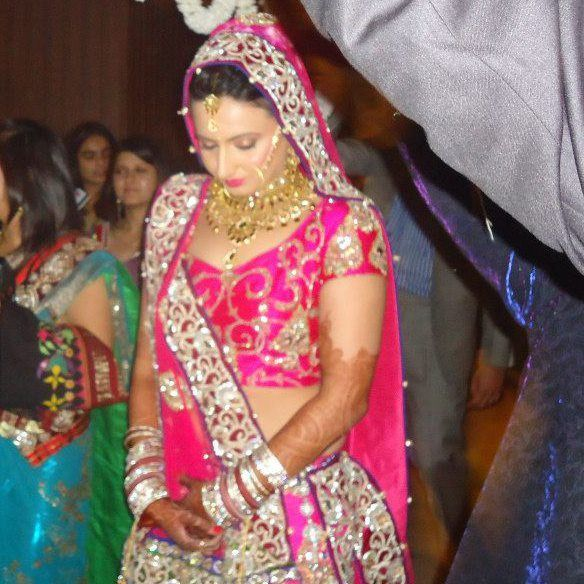 Indian Bridal done by me