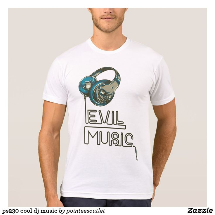 ps230 cool dj music tees #tees #tshirt #t-shirt #shirt #cool #clothing