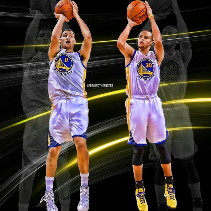 stephen curry and klay thompson relationship test