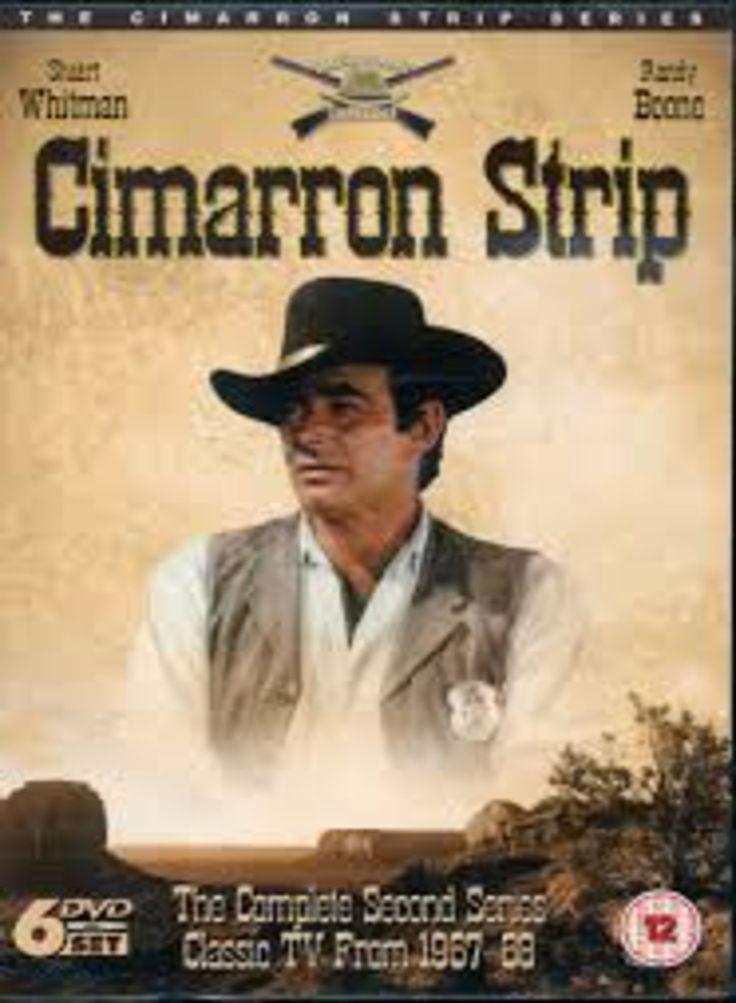 Cimarron (Cimarron Strip) est une série télévisée américaine en 23 épisodes de 72 minutes, créée par Christopher Knopf et diffusée entre le 7 septembre 1967 et le 28 février 1968 sur le réseau CBS. En France, la série a été diffusée à partir du 23 août 1974 sur la première chaîne de l'ORTF.