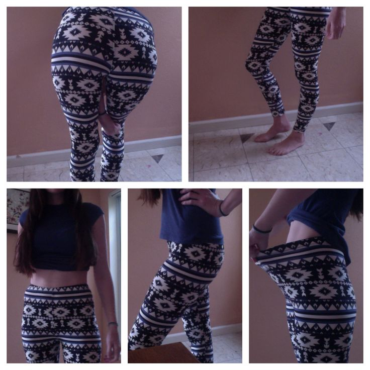 I wanted to find a cute legging that you could NOT see through and put these to the test, and boy did they pass, I cant wait to buy more!!