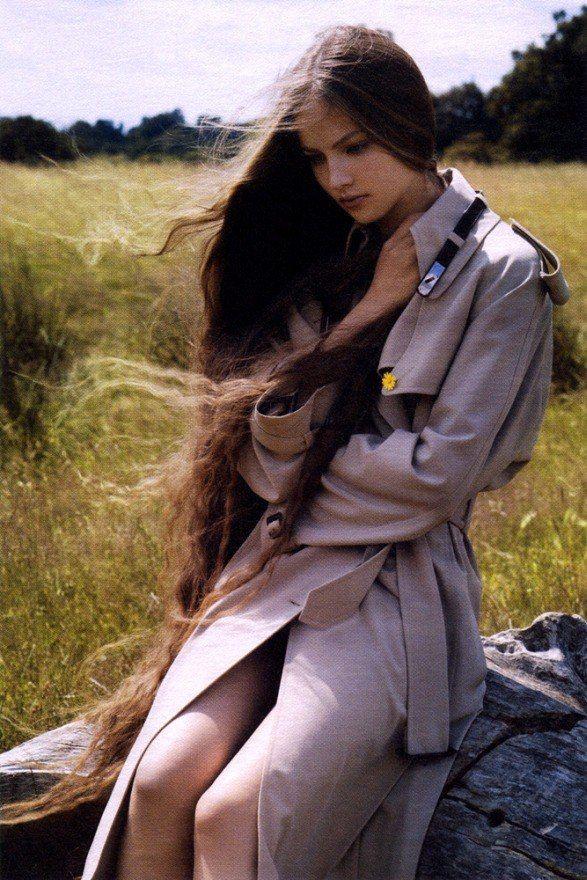 Фотографии Очень Длинные Волосы – 46 альбомов