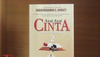 Jual Novel Ayat Ayat Cinta 2 Karya Habiburrahman EL Shirazy