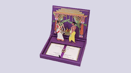 1000 images about wedding invitation inspiration on With pop up indian wedding invitations