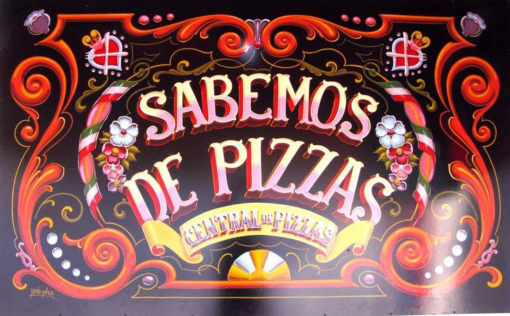 Sabemos de Pizzas, central de pizzas, México DF