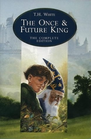 The Once and Future King by T.H. White. It is the magical