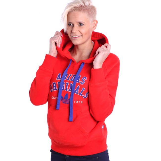 #adidasOriginals LG ESS HOODI FL #Women  E-shop crish.cz