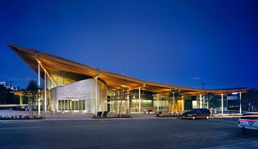 Bohlin Cywinski Jackson - Ballard Library and Neighborhood Service Center