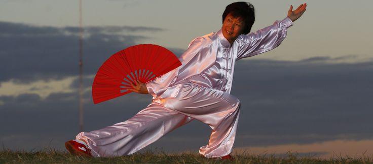 Learn Tai chi movements with TCFA
