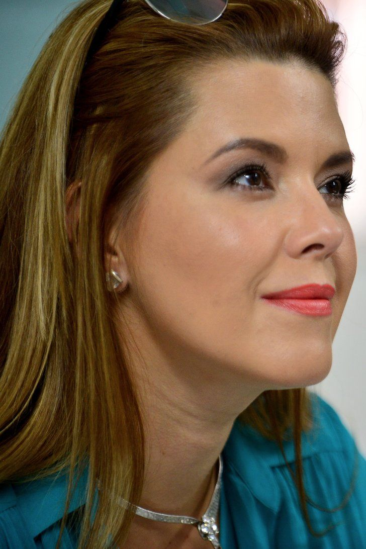 Why You Need to Read Alicia Machado's Uplifting Message After the Inauguration