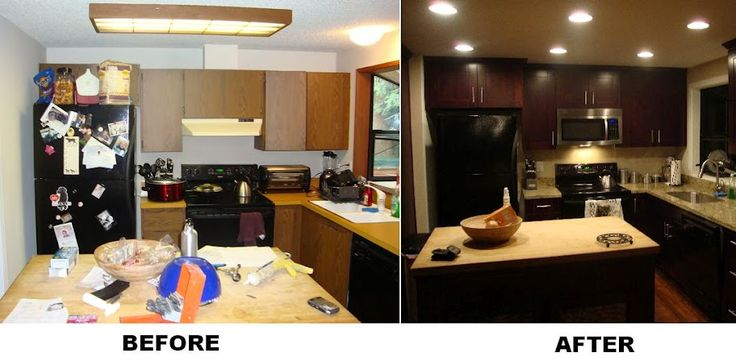 Home Improvement Before and After - info on financing home ...