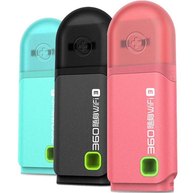 60 Portable Mini Pocket WiFi/ Портативный WiFi