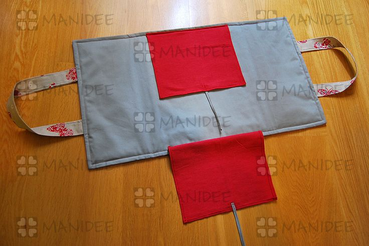 Portatorte in stoffa con interfodera termica adatta per teglie di varie dimensioni e forme