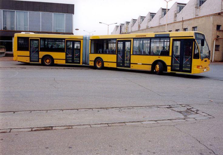 A 2001-es Volán-tendergyőztes Premier 291-es<br/>(fotó: Rába)