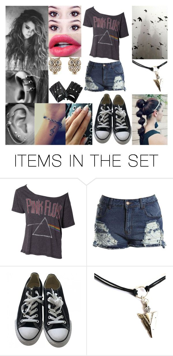 """""""Birds Attack Our English Class"""" by gryffandclaw ❤ liked on Polyvore featuring art"""