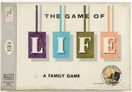 Circa 1960: The Game of Life