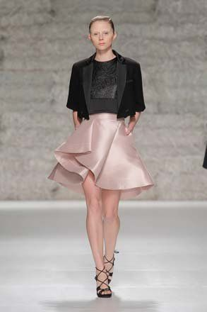Diogo Miranda FW 14-15 @ Portugal Fashion Organic