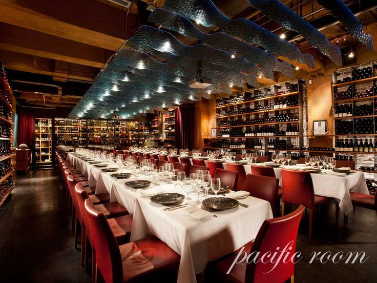 Vancouver Wedding Venues: Blue Water Cafe
