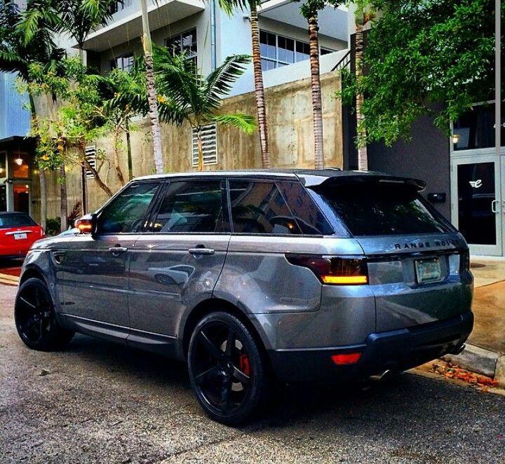 Range Rover Sport 2016.
