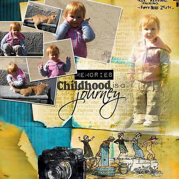 Nem csak utazós képekhez ajánlom, ebbe a háttérpapírba beleszerettem, Pannit tegnap fotóztam, olyan kis huncut, imádom!  Vagabond Adventures Rucola Designs: http://www.mischiefcircus.com/shop/product.php?productid=22837