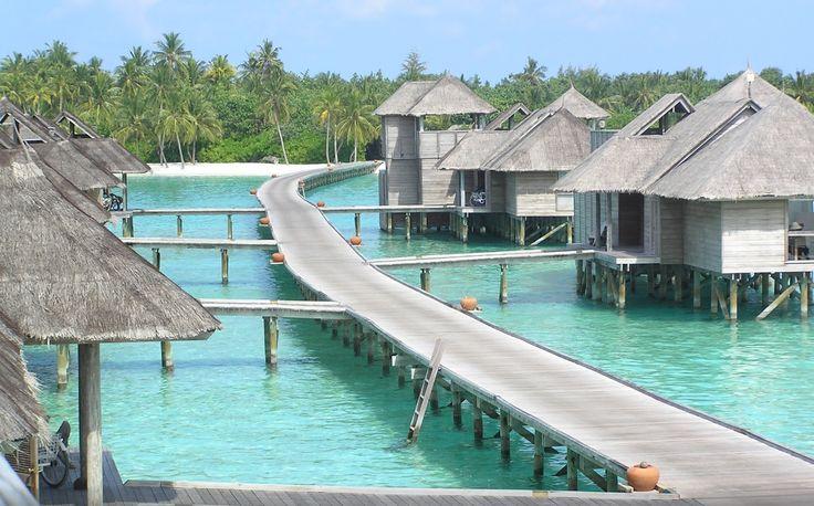 Gili Lankanfushi hotel Maldives 2