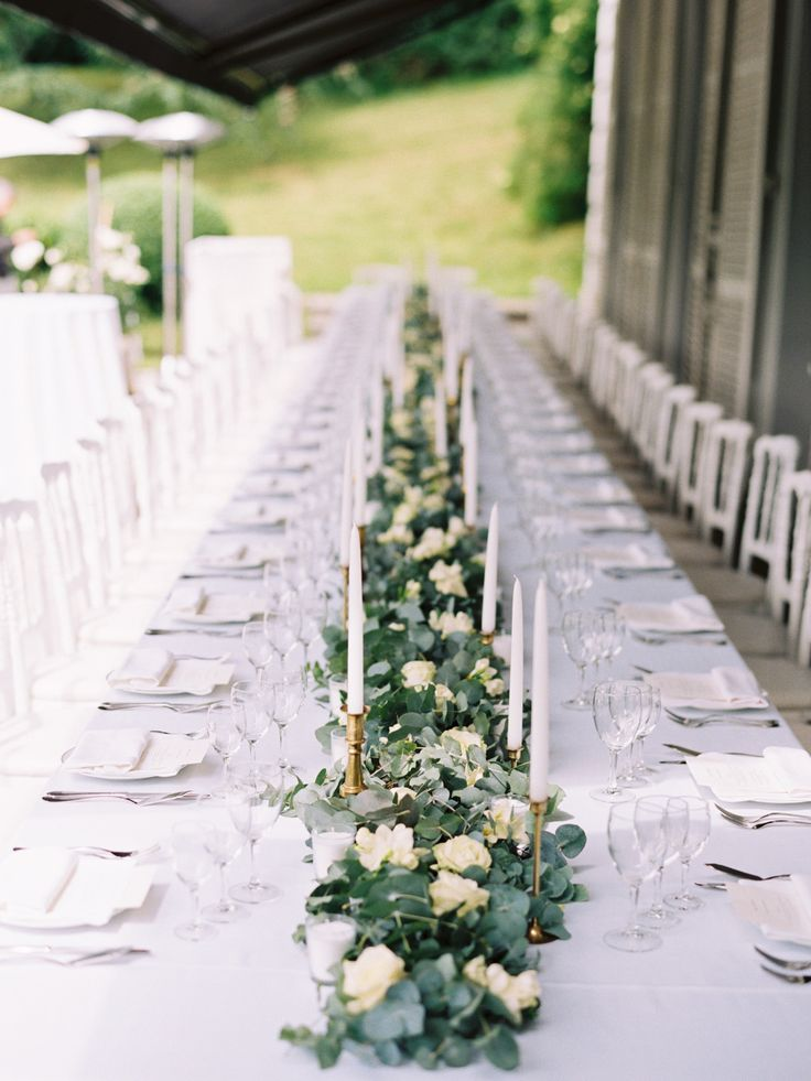 #garland, #centerpiece, #2014%0A%0APhotography: Joseba Sandoval - sandovalstudios.com%0A%0AView entire slideshow: Wedding Trends of 2014 on http://www.stylemepretty.com/collection/897/