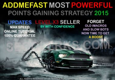 Addmefast Most powerful points gaining strategy