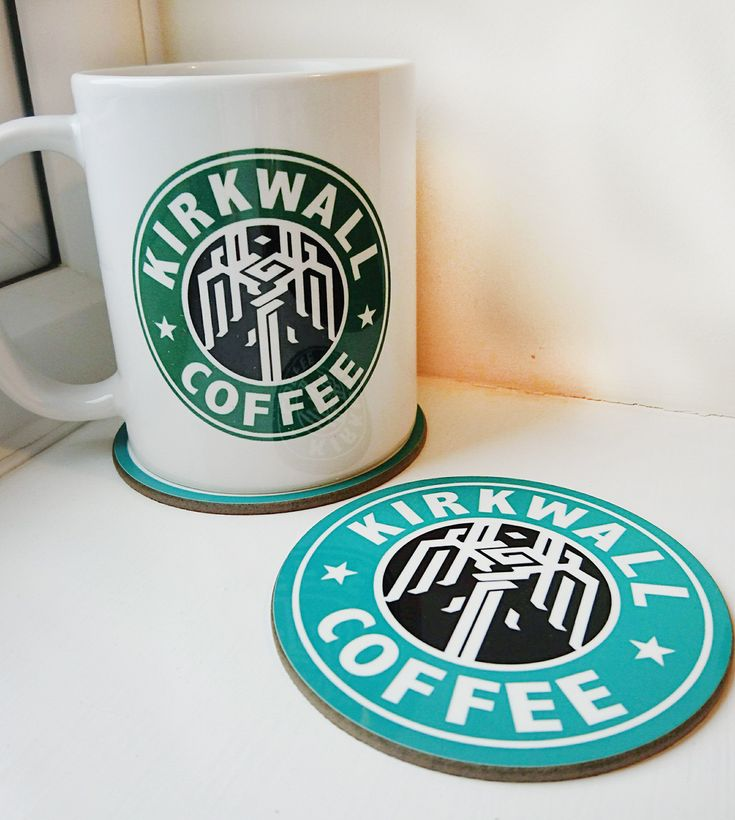 Put+down+a+Kirkwall+Coffee+coaster+underneath+your+Kirkwall+Coffee+mug!+Let+Kirkwall+Coffee+take+over+your+life! These+circular+hardboard+coasters+protect+any+surface+and+have+a+durable+lasting+print. Stock+arriving+with+us+by+December+4th. Last+posting+dates+for+Christmas: 20th+Decem...