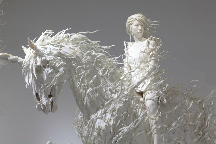 Odani Motohiko Sculpture