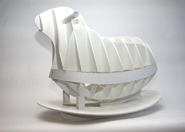Rokii Kids Chair Prototype