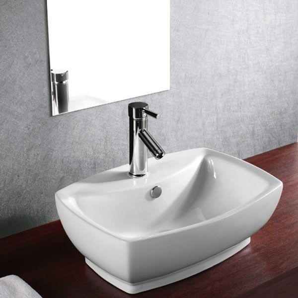 Small Counter Top Basins : Novo Countertop Basin Countertop Basins Better Bathrooms