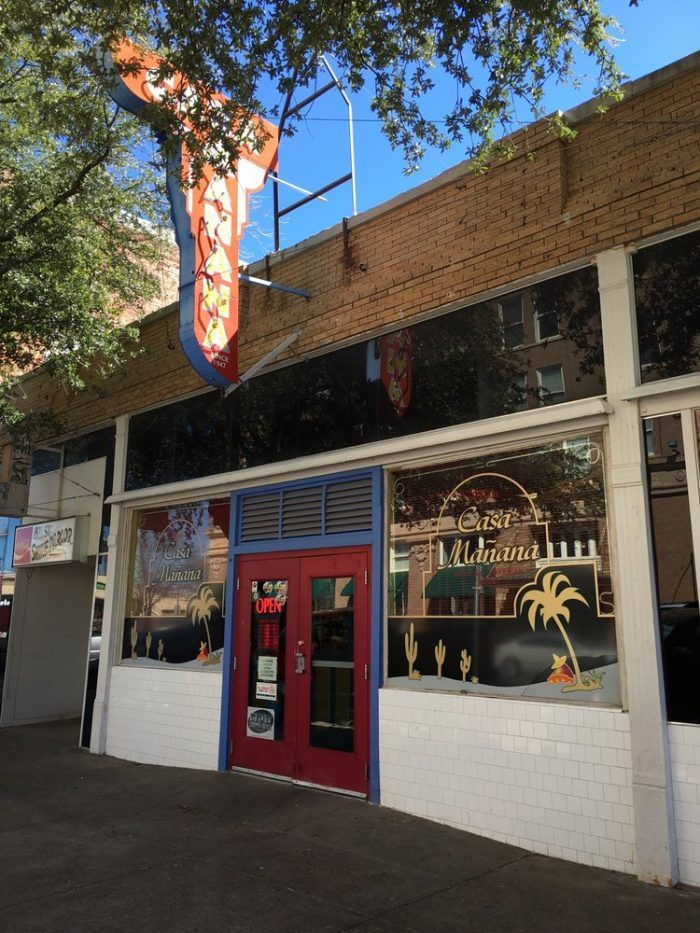7 more hole in the wall restaurants in Texas that will blow your mind 4. Casa Manana (Wichita Falls)