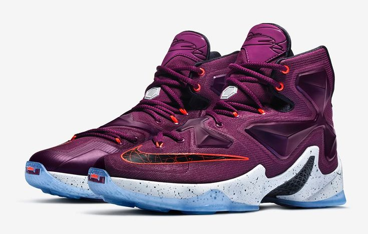 """Official Images Of The Nike LeBron XIII """"Written In The Stars"""" - SneakerNews.com"""