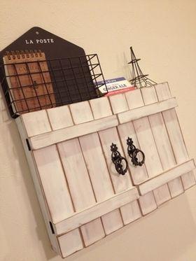 100均リメイクのカフェ風テク・インターホン隠し(カバー)のアイディア参考例 #DIY #セリア - NAVER まとめ