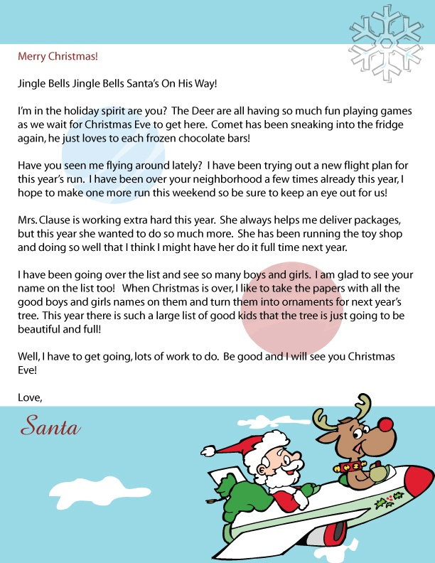 42 best dear santa claus images on pinterest santa letter xmas