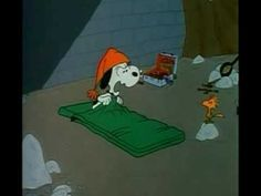 Snoopy y woodstock (snoopy and woodstock) - YouTube