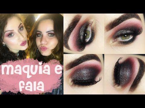 Maquia e Fala  - Bruna Tavares & Duda Fernandes